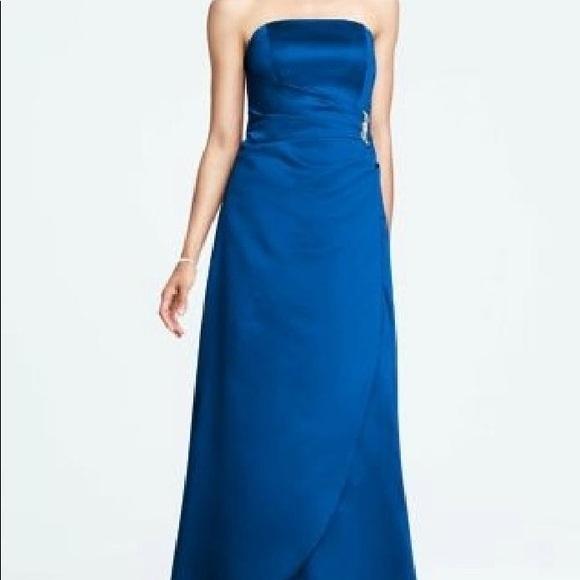 e857cae3d7b NWT David s Bridal horizon dress 8567